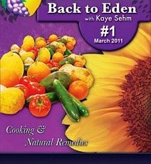 Back to Eden DVD Series 1
